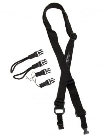 Carhartt Camera Strap - Black