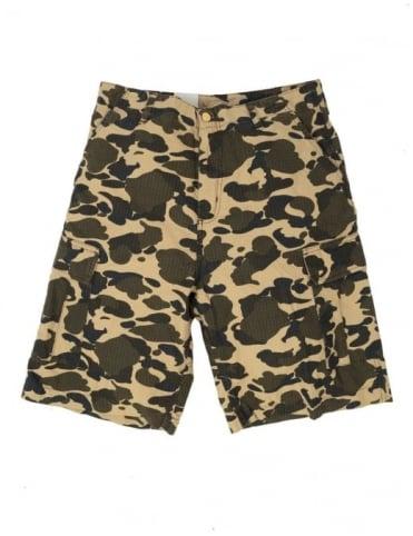 Carhartt Cargo Shorts - Camo Duck
