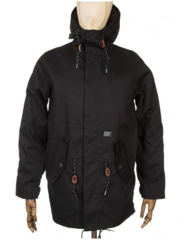 Carter Parka - Black