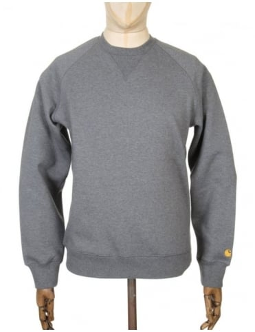 Chase Sweatshirt - Dark Grey Heather