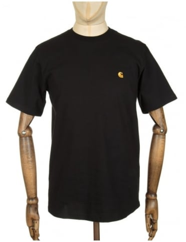 Carhartt Chase T-shirt - Black