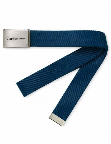 e2d0a8db3e1 Carhartt WIP Clip Belt Chrome - Corse