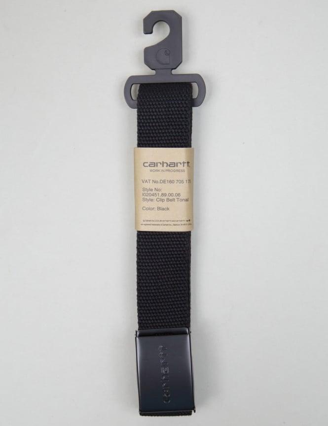 Carhartt Clip Belt Tonal - Black