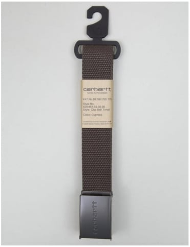Carhartt Clip Belt Tonal - Cypress