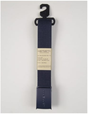 Clip Belt Tonal - Dark Navy