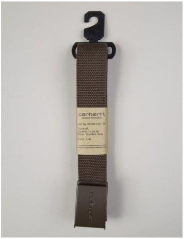 Carhartt Clip Belt Tonal - Leaf
