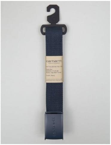 Carhartt Clip Belt Tonal - Navy