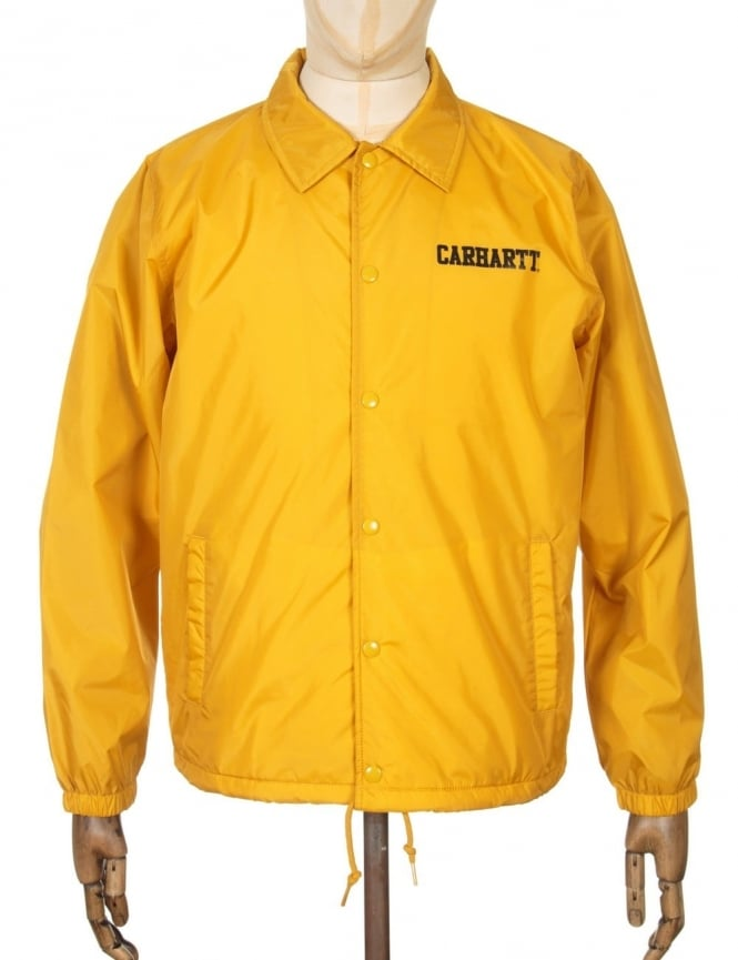 Carhartt College Coach Jacket - Quince