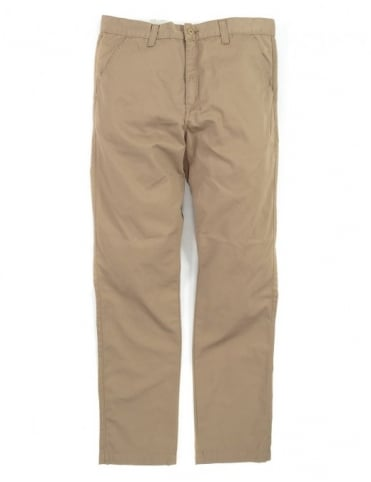 Dander Pant - Leather
