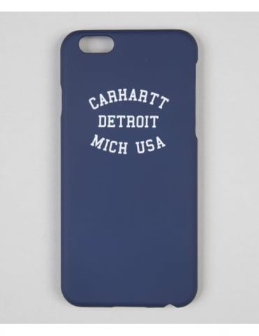 Carhartt Detroit iPhone 6 Case - Navy/White