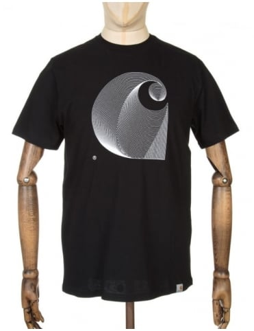 Carhartt Dimensions T-shirt - Black