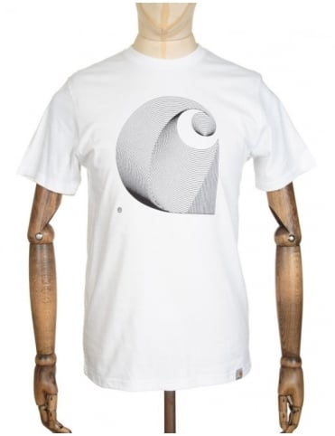 Carhartt Dimensions T-shirt - White