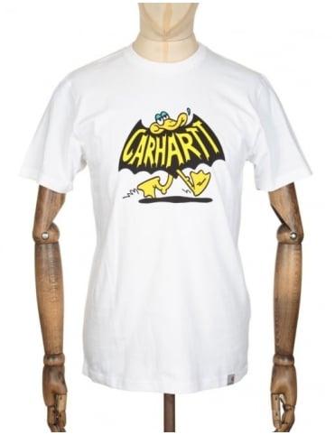Carhartt Duckman T-shirt - White