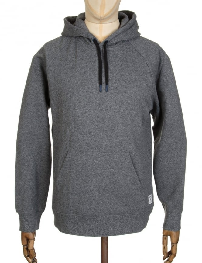Carhartt Holbrook Hooded Sweatshirt - Black Noise Heather