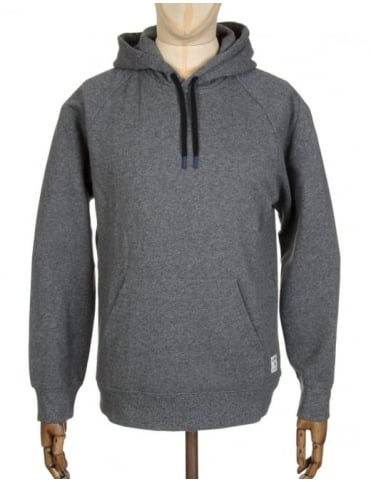 Carhartt Holbrook Hooded Sweatshirt - Black Noise Heather