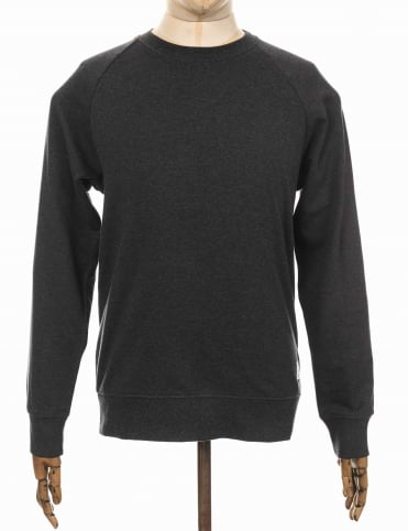 Carhartt Holbrook Hooded Sweatshirt LT - Black Heather