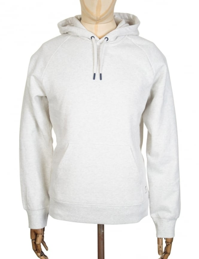 Carhartt Holbrook Hooded Sweatshirt - Snow Noise Heather