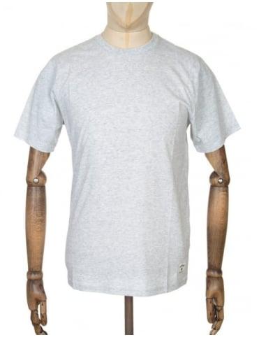 Carhartt Holbrook LT T-shirt - Ash Noise Heather