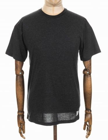 Carhartt Holbrook LT Tee - Black Heather