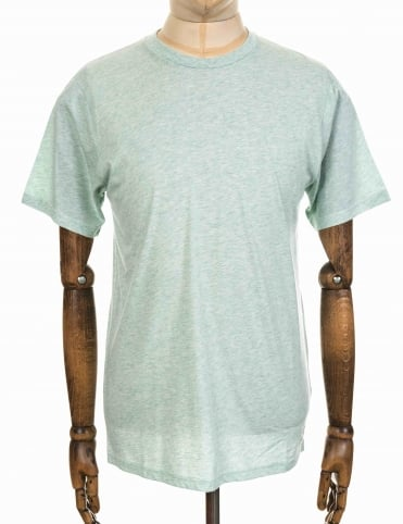 Holbrook LT Tee - Mojito Green Heather