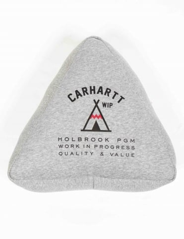 Holbrook Pillow - Heather Grey