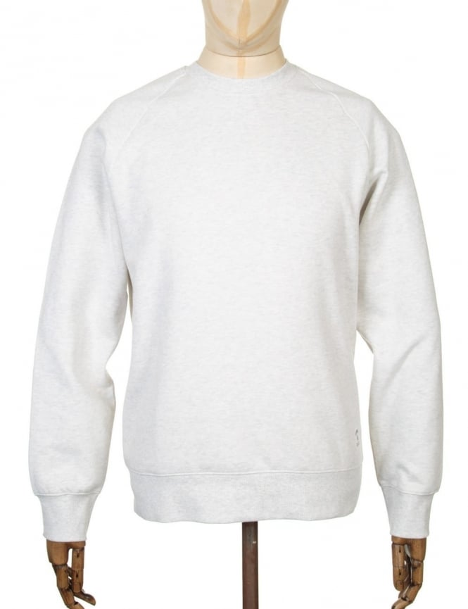 Carhartt Holbrook Sweatshirt - Snow Noise Heather