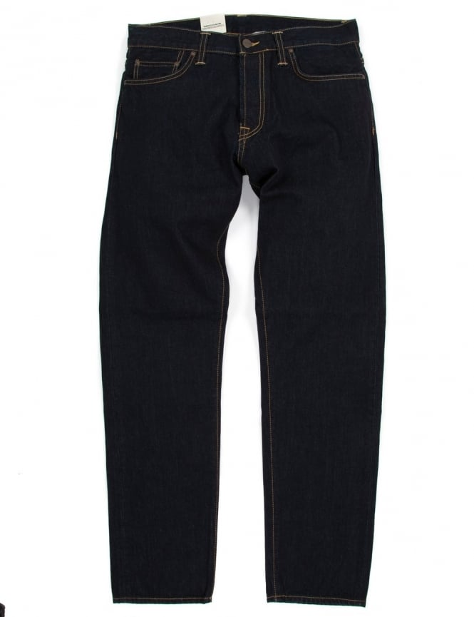 Carhartt Klondike II Pant - Blue Rinsed (Tracy Denim)