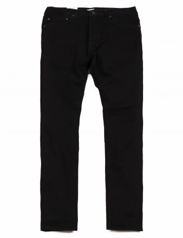 Klondike Pant - Black Rinsed (Maitland Denim)