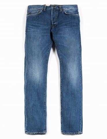 Klondike Pant - Blue True Stone (Edgewood Denim)