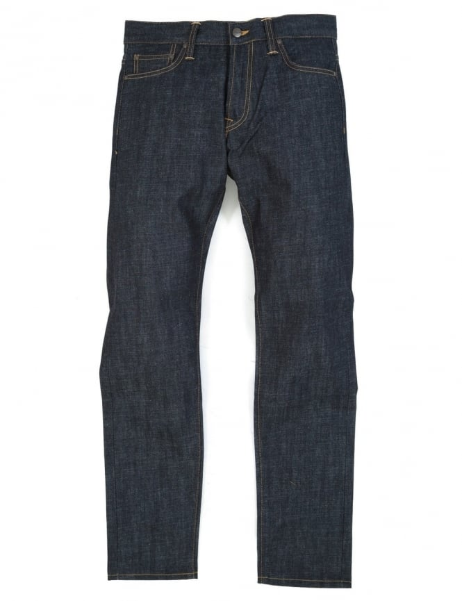 Carhartt Klondike Pant II - Blue Rigid (Edgewood Denim)