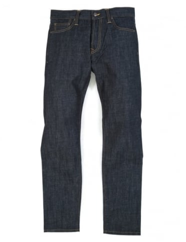 Klondike Pant II - Blue Rigid (Edgewood Denim)