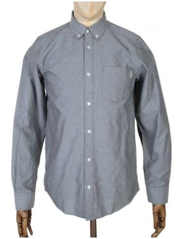 Carhartt L/S Alpha Shirt - Black/Black