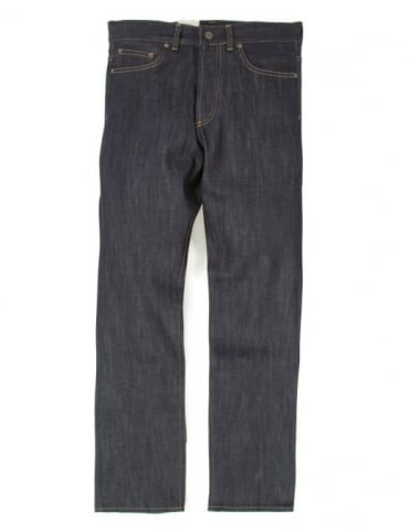 Leyton Pant - Blue Rigid (Selvedge Denim)