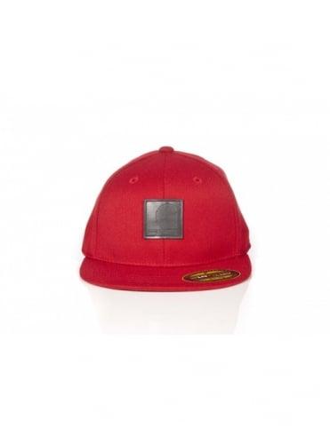 Carhartt Logo Cap - Fire