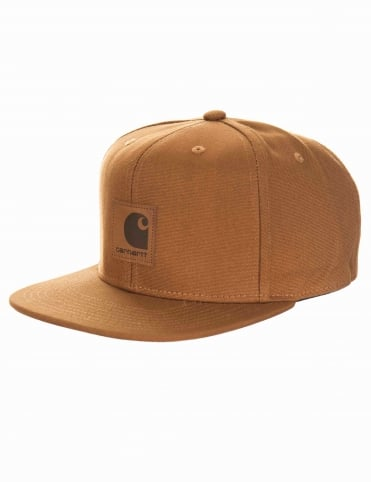 Logo Cap - Hamilton Brown