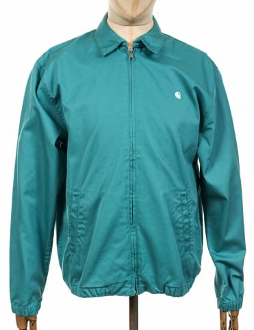 Madison Jacket - Soft Teal