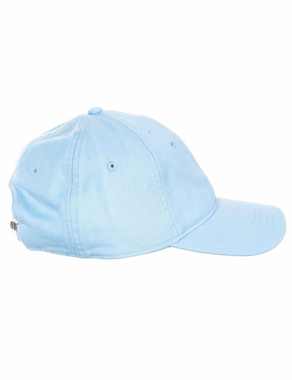 9a810d4fb0c Carhartt WIP Madison Logo Cap - Aquamarine - Accessories from Fat ...
