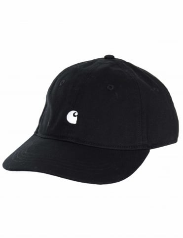 Madison Logo Cap - Black