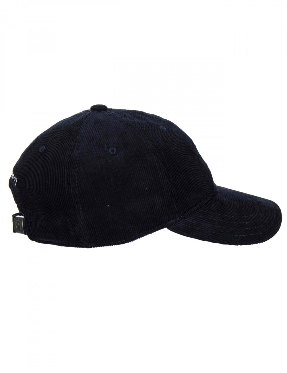 4afeb028b53 Carhartt WIP Manchester Cord Hat - Dark Navy - Hat Shop from Fat ...