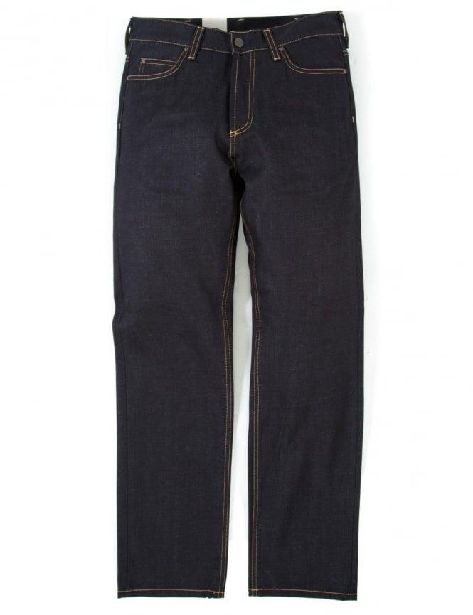 Carhartt Marlow Pant - Blue Rigid (Otero Denim)