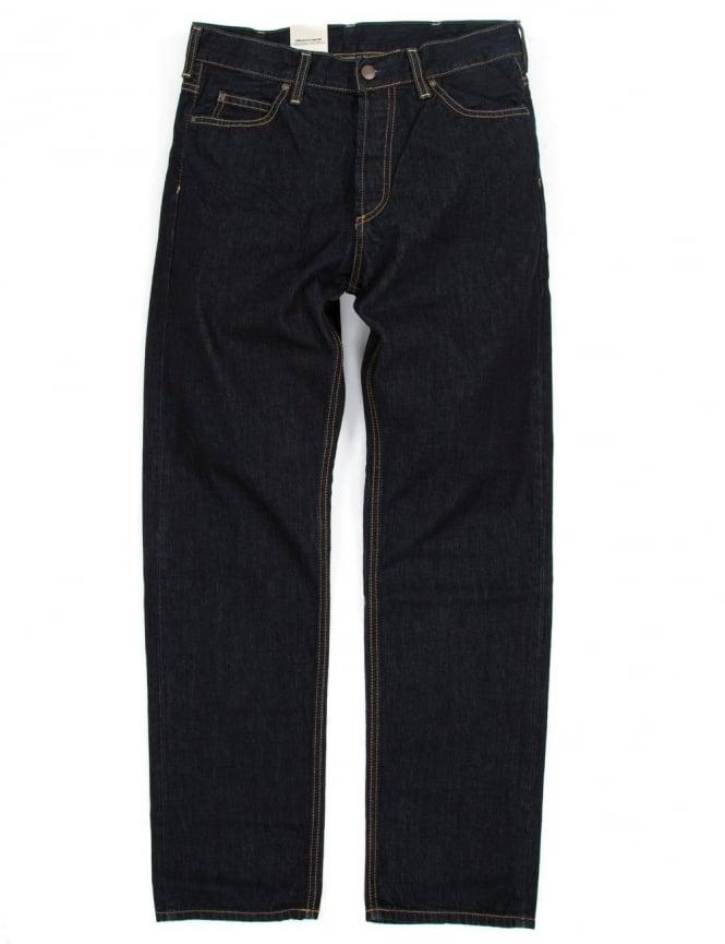 Carhartt Marlow Pant - Blue Rinsed (Hanford Denim)