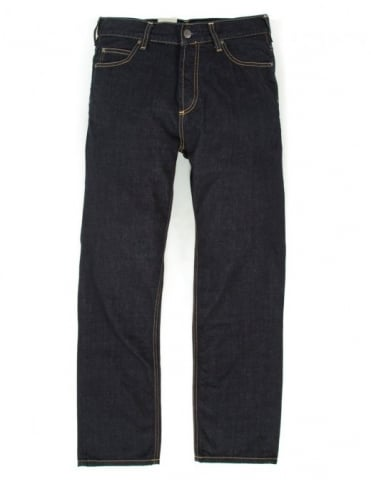 Marlow Pant - Blue Rinsed (Otero Denim)