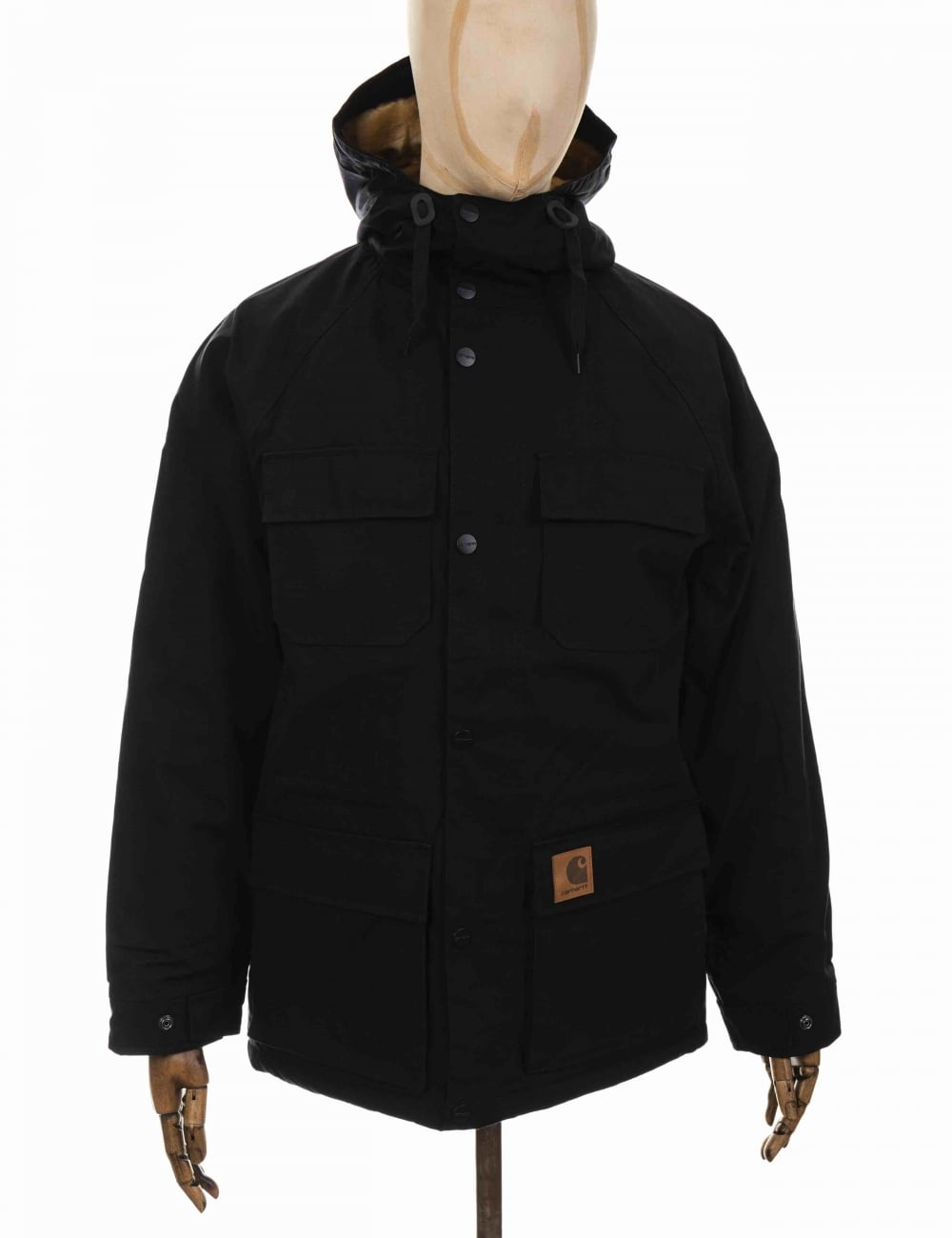 43b607ddf Mentley Jacket - Black