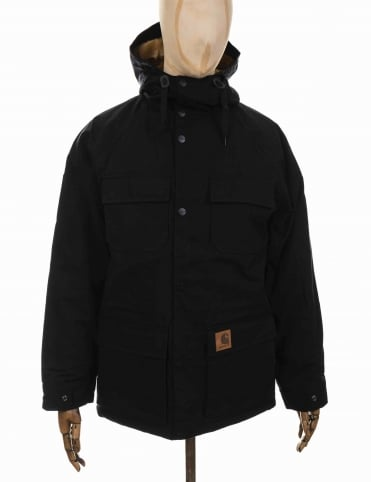 Mentley Jacket - Black