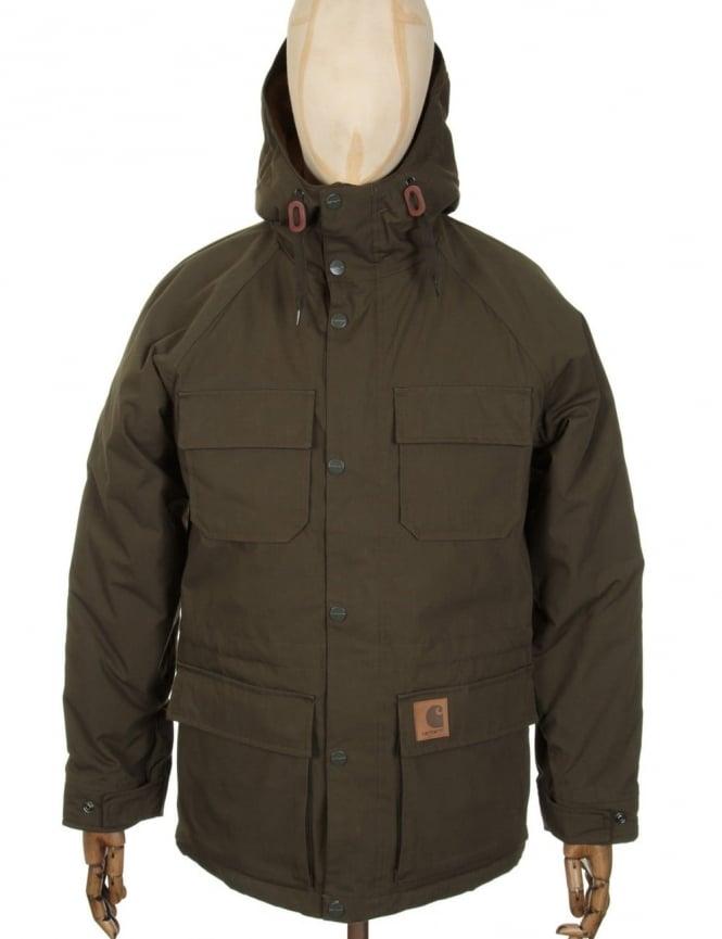 Carhartt Mentley Jacket - Cypress
