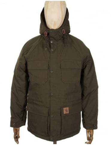 Carhartt Mentley Jacket - Cypress