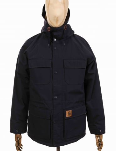 Mentley Jacket - Dark Navy