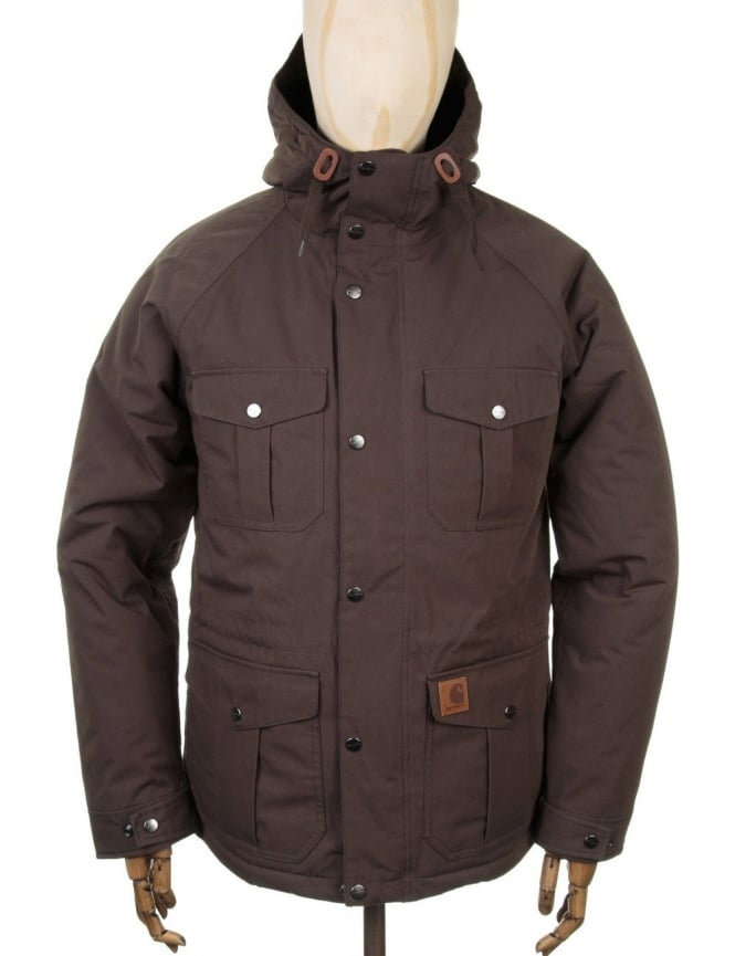Carhartt Mentor Jacket - Blackforest