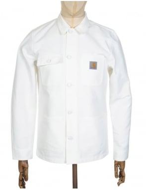Carhartt Michigan Chore Coat - Broken White