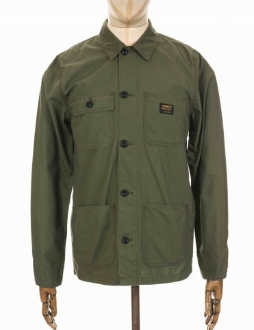 Michigan Chore Coat - Rover Green